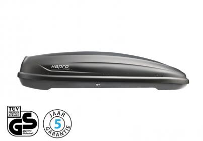 Dakkoffer Hapro Traxer 6.2 Anthracite Img.1