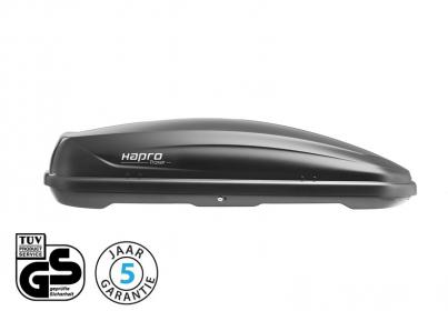 Dakkoffer Hapro Traxer 5.6 Anthracite Img.1