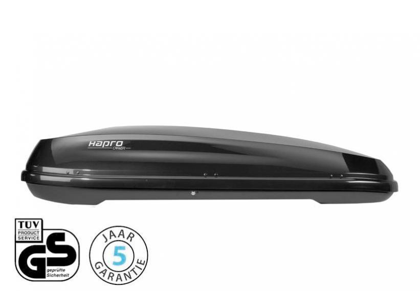 Welp Hapro dakkoffers, skiboxen, bagageboxen en dakdragers online kopen PV-95